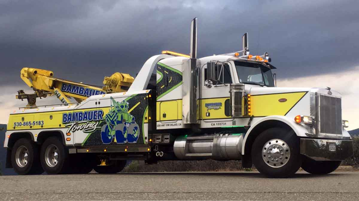 Towing Orland, Corning, Willows & Chico, CA | Car & Heavy Truck Towing &  Recovery