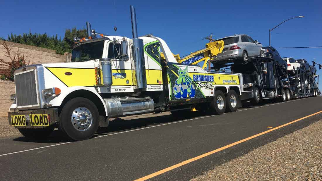 Heavy Duty Towing Orland CA & I-5 - Heavy Duty Towing & RV Towing
